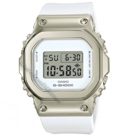 Дамски часовник CASIO G-SHOCK GM-S5600G-7ER