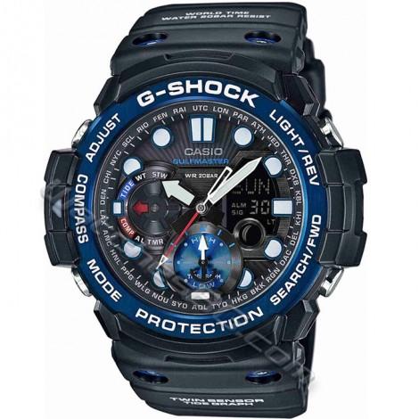 Часовник Casio GN-1000B-1AE G-Shock