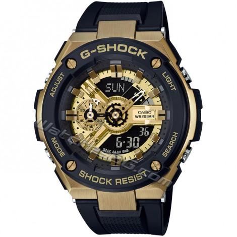 Мъжки часовник CASIO GST-400G-1A9 G-SHOCK