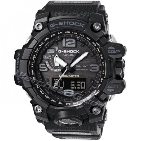 Часовник CASIO GWG-1000-1A1 G-SHOCK Mudmaster