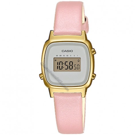Дамски кварцов часовник CASIO Vintage LA670WEFL-4A2