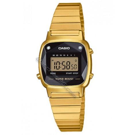 Дамски часовник CASIO Collection LA670WEGD-1EF