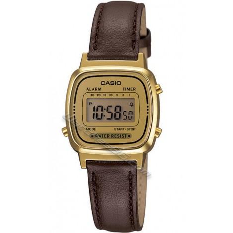 CASIO LA670WEGL-9EF Collection