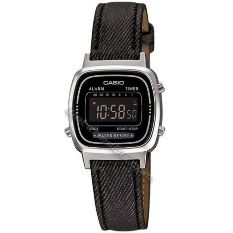 CASIO LA670WEL-1BE Collection