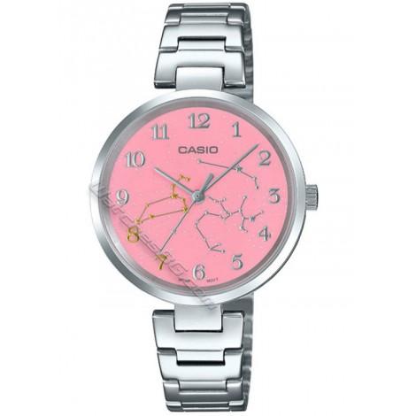 Дамски кварцов часовник CASIO Zodiac Times LTP-E02D-4A