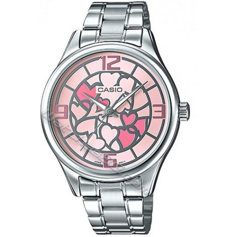 Дамски часовник CASIO LTP-E128D-4AV Collection