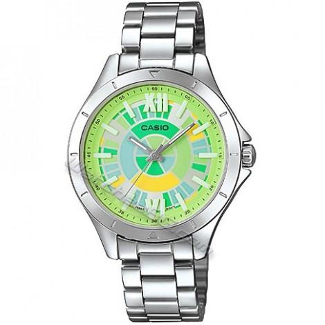 Дамски часовник CASIO LTP-E129D-3AV Collection