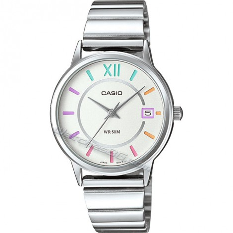 Дамски кварцов часовник CASIO LTP-E134D-7BV Collection