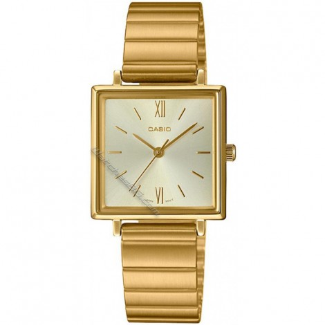 Дамски кварцов часовник CASIO Collection LTP-E155G-9A