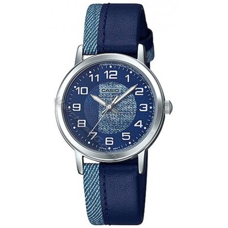 Дамски кварцов часовник CASIO Collection LTP-E159L-2B1