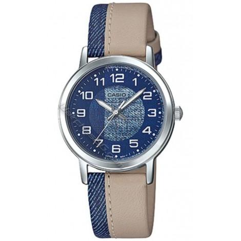 Дамски кварцов часовник CASIO Collection LTP-E159L-2B2