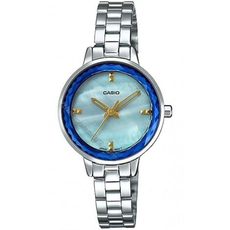 Дамски кварцов часовник CASIO Collection LTP-E162D-2A