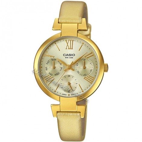 Дамски часовник CASIO LTP-E404GL-9AV Collection