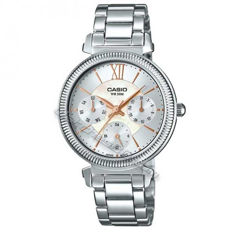 Дамски кварцов часовник CASIO LTP-E410D-7AV Collection