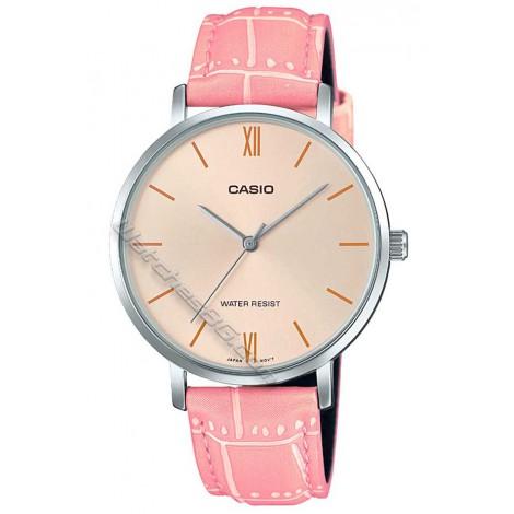 Елегантен дамски кварцов часовник LTP-VT01L-4BU