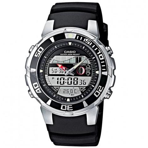 Мъжки кварцов часовник CASIO Collection MTD-1058-1A1
