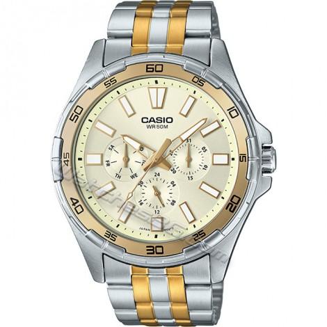 Часовник CASIO MTD-300SG-9AV Collection