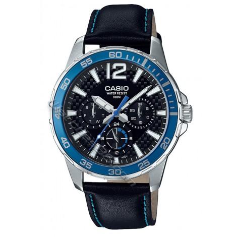 Мъжки часовник CASIO Collection MTD-330L-1A2V