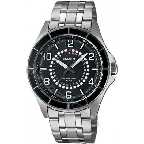 Мъжки часовник CASIO MTF-118BD-1AV Collection