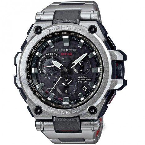 Мъжки часовник CASIO MTG-G1000RS-1AE G-SHOCK