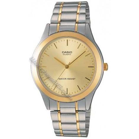 Мъжки кварцов часовник CASIO Collection MTP-1128G-9A