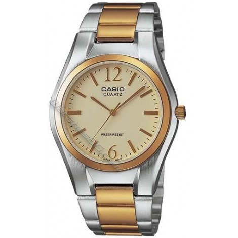 Мъжки кварцов часовник CASIO Collection MTP-1253SG-9A