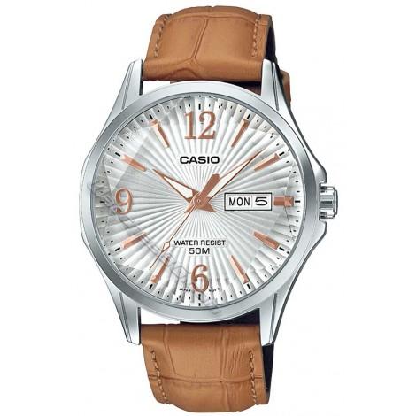 Ежедневен мъжки часовник CASIO Collection MTP-E120LY-7AV