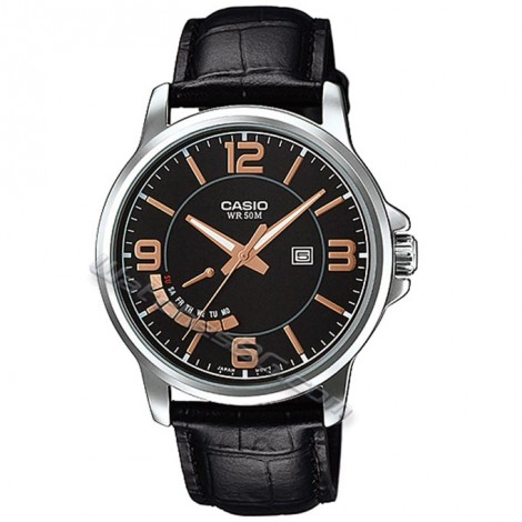 Часовник Casio MTP-E124L-1AV Collection