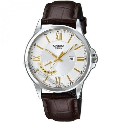 Мъжки часовник Casio MTP-E125L-7AV Collection