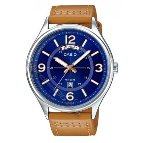 Мъжки часовник Casio Сollection MTP-E129L-2B2V