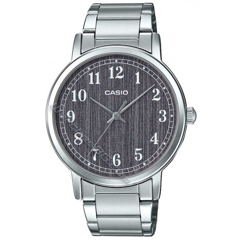 Ежедневен мъжки часовник CASIO Collection MTP-E145D-1B