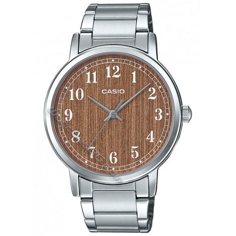Ежедневен мъжки часовник CASIO Collection MTP-E145D-5B2