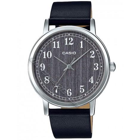 Ежедневен мъжки часовник CASIO Collection MTP-E145L-1B