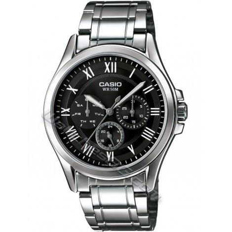 Часовник CASIO MTP-E301D-1BV Collection