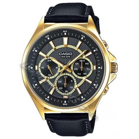 Мъжки часовник CASIO MTP-E303GL-1AV Collection