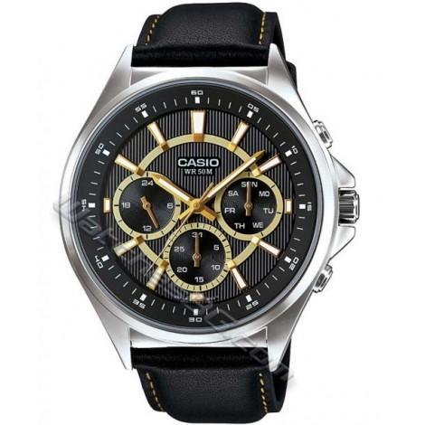 Часовник CASIO MTP-E303L-1AV Collection