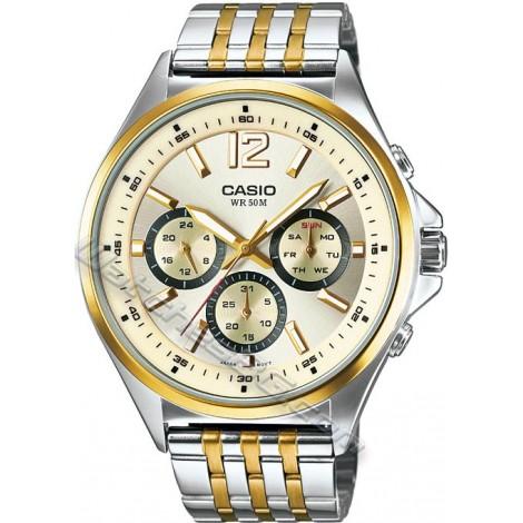 Часовник CASIO MTP-E303SG-9AV Collection