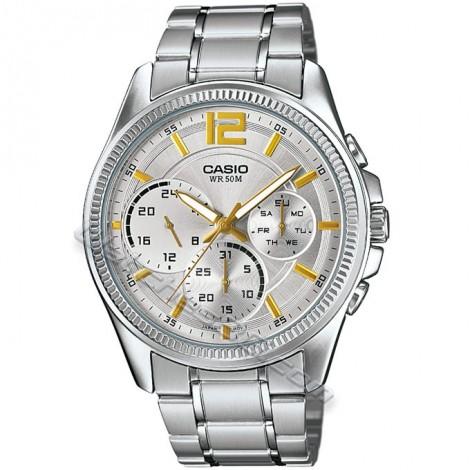 Часовник CASIO MTP-E305D-7AV Collection
