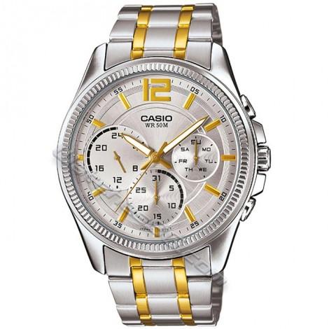 Часовник CASIO MTP-E305SG-9AV Collection