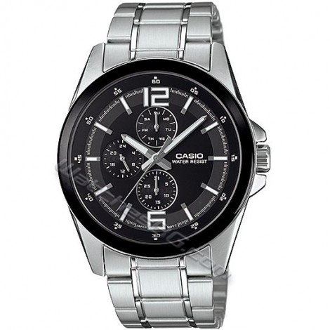 Мъжки часовник CASIO MTP-E306D-1AV Collection