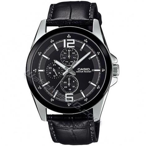 Мъжки часовник CASIO MTP-E306L-1AV Collection