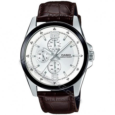 Часовник CASIO MTP-E306L-7AV Collection