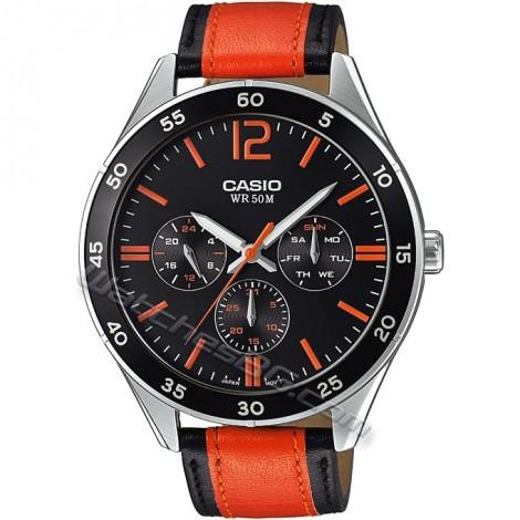 Ежедневен мъжки часовник CASIO MTP-E310L-1A2 Collection