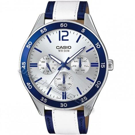 Мъжки ежедневен часовник Casio MTP-E310L-2AV Collection