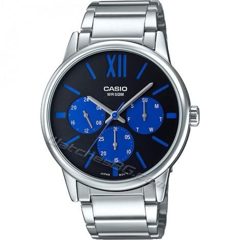Часовник CASIO MTP-E312D-1B2 Collection