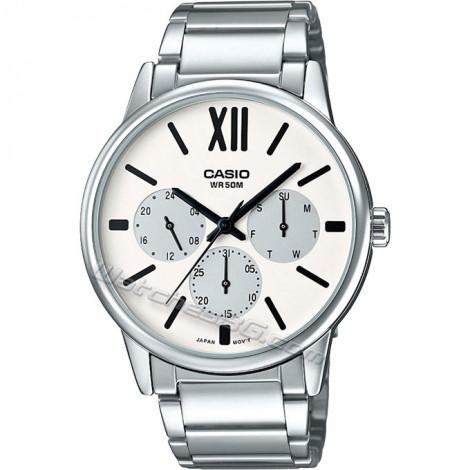 Ежедневен мъжки часовник CASIO MTP-E312D-7BV Collection