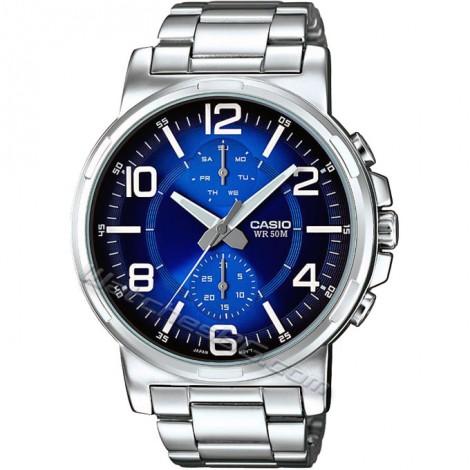 Часовник CASIO MTP-E313D-2B1 Collection
