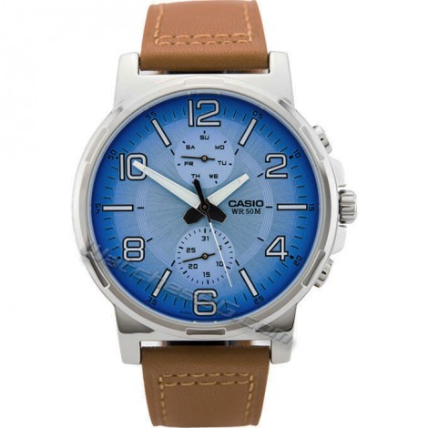 Мъжки часовник CASIO MTP-E313L-2B2 Collection