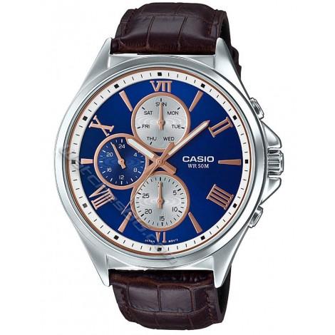 Мъжки кварцов часовник CASIO Collection MTP-E316L-2AV