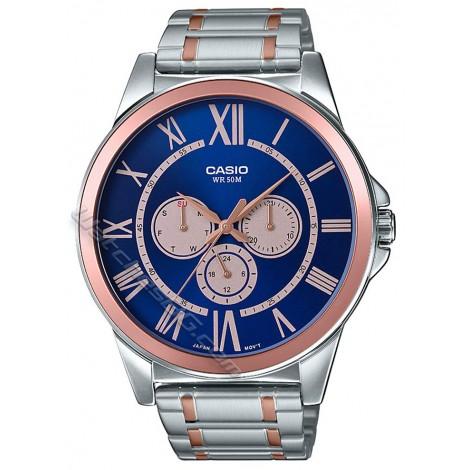 Мъжки кварцов часовник CASIO Collection MTP-E318RG-2BV